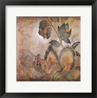 Framed Autumn Song One