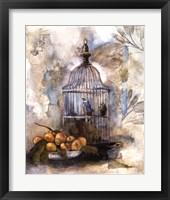 Framed Song Bird II