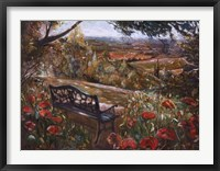 Spirit of the Garden Two Framed Print