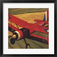 Sky Riders 2 Framed Print