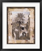 Splendor of Travel I Framed Print