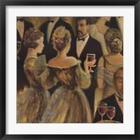 Framed Ballroom Belles I
