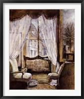Framed Salon Ensoleille