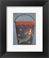 Framed Mermaid Bucket