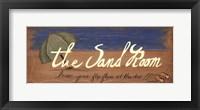 Framed Sand Room