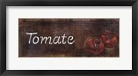 Framed Tomate