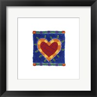 Framed Heart Collection II