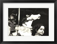 Framed Gypsy Girl