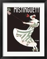 Framed Mistinguett