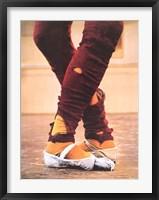 Framed Leg Warmers