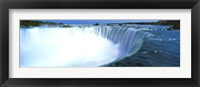 Horseshoe Falls, Niagara River, Ontario, Canada Framed Print