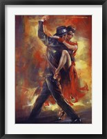 Framed Tango Argentino
