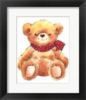 Framed Teddy
