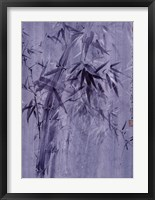 Bamboo Leaves I Framed Print