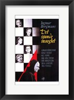 Framed Seventh Seal