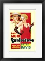 Framed Bordertown