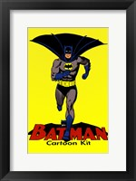 Framed Batman Cartoon Kit