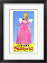 Framed Wizard of Oz Glinda