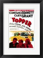 Framed Topper - Cary Grant
