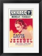 Framed Jezebel - Chicago