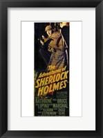 Framed Adventures of Sherlock Holmes