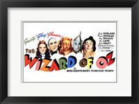 Framed Wizard of Oz Horizontal
