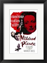 Framed Mildred Pierce