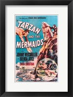 Framed Tarzan and the Mermaids, c.1948