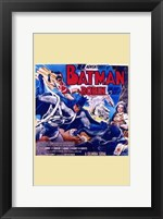 Framed Batman and Robin Adventures