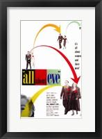 Framed All About Eve Bette Davis