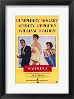 Framed Sabrina - Humphrey Bogart