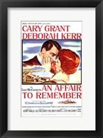 Framed Affair to Remember