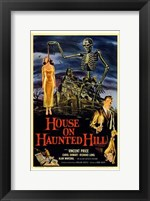 Framed House on Haunted Hill