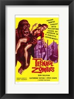Framed Teenage Zombies