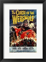 Framed Curse of the Werewolf