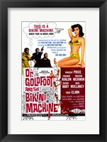 Framed Doctor Goldfoot and the Bikini Machine