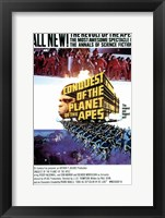 Framed Conquest of the Planet of the Apes