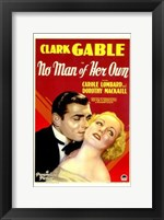 Framed No Man of Her Own With Dorothy Mackall