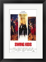 Framed Swing Kids