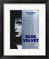 Framed Blue Velvet David Lynch