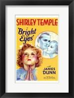 Framed Bright Eyes