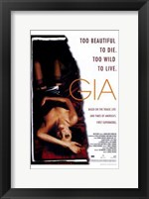 Framed Gia
