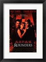 Framed Rounders