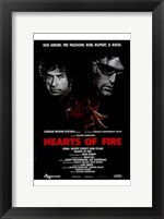 Framed Hearts of Fire
