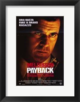 Framed Payback Italian