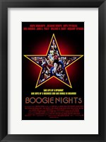 Framed Boogie Nights
