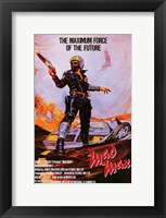 Framed Mad Max Maximum Force of the Future