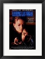 Framed Leaving Las Vegas - Nicholas Cage