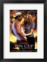 Framed Tin Cup (movie poster)