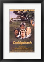 Framed Caddyshack - Some people just don't belong
